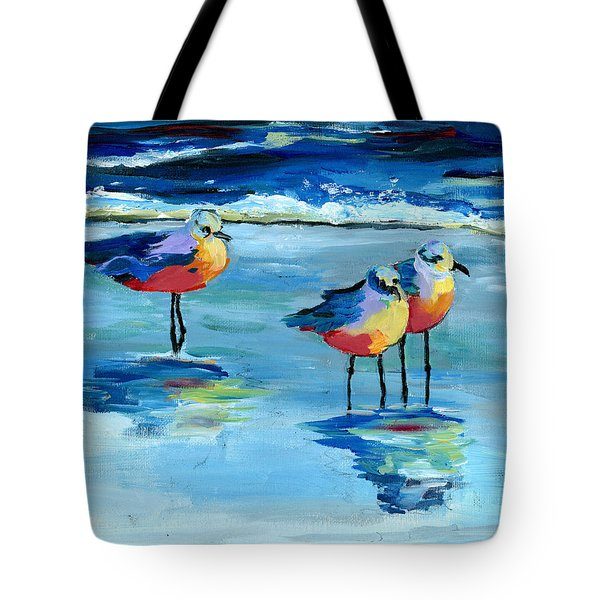 The Pipers Tote Bag