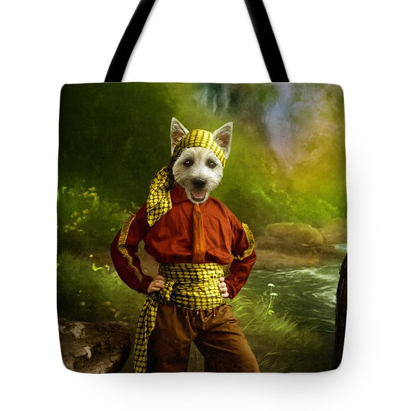 The Pirate Tote Bag