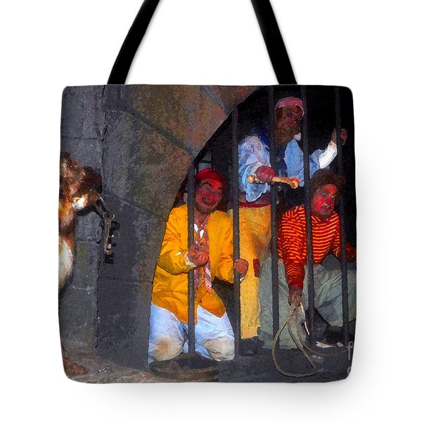 The Pirates Keeper Tote Bag by David Lee Thompson