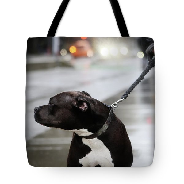 Tote Bag featuring the photograph The Pits Of Curbs  by Empty Wall