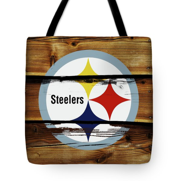 The Pittsburgh Steelers 18a Tote Bag