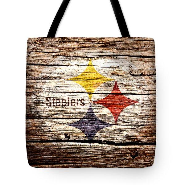 The Pittsburgh Steelers 2c Tote Bag
