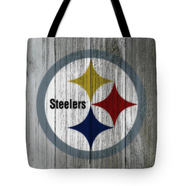 The Pittsburgh Steelers C2 Tote Bag