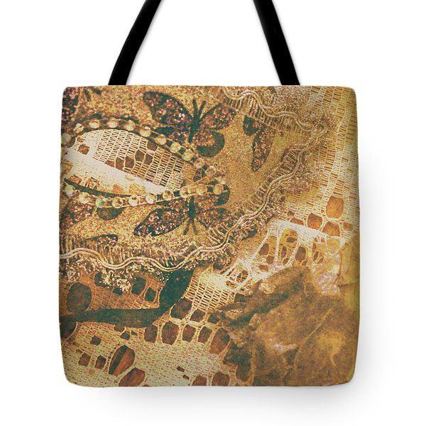 The Play Of Life Tote Bag