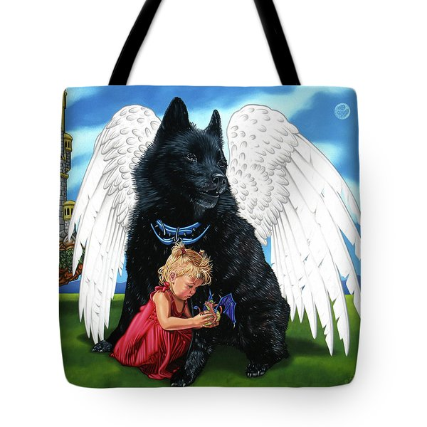 The Playmate Tote Bag