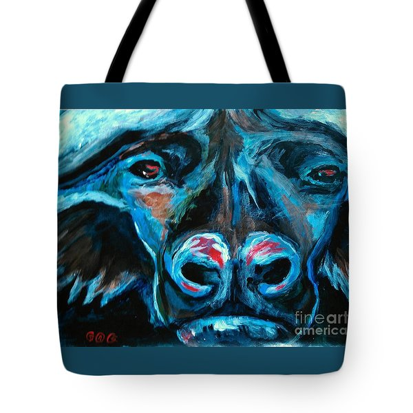 The Poaching Stops Now Tote Bag