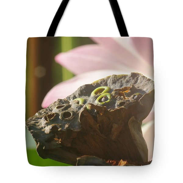 The Pod Tote Bag