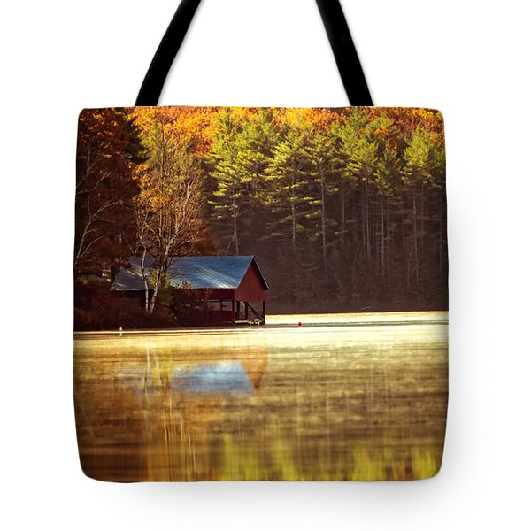 The Point 3 Tote Bag