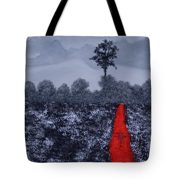 The Poison Stream Tote Bag by Stanza Widen