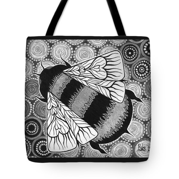 The Pollinator Tote Bag