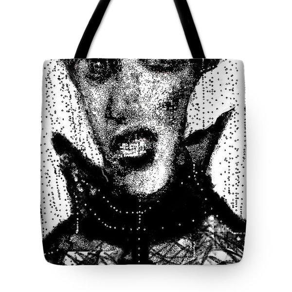 The Pompous Prince Tote Bag