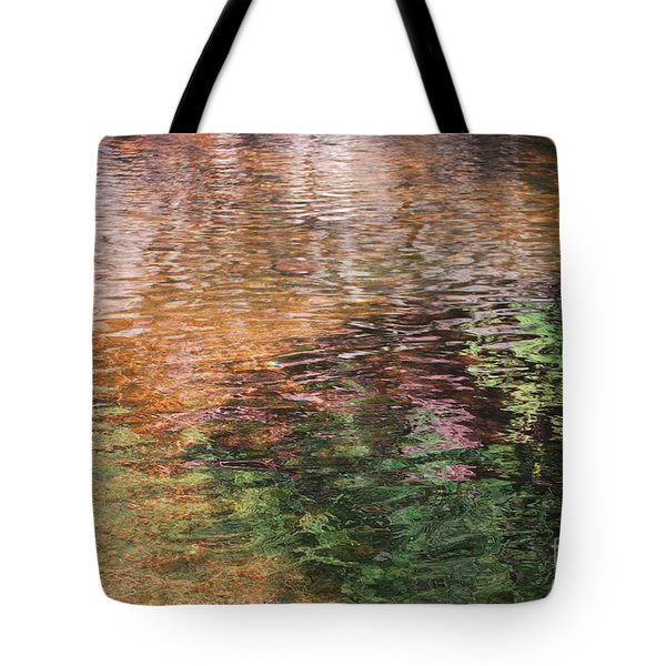 The Pond Tote Bag by Donna Greene