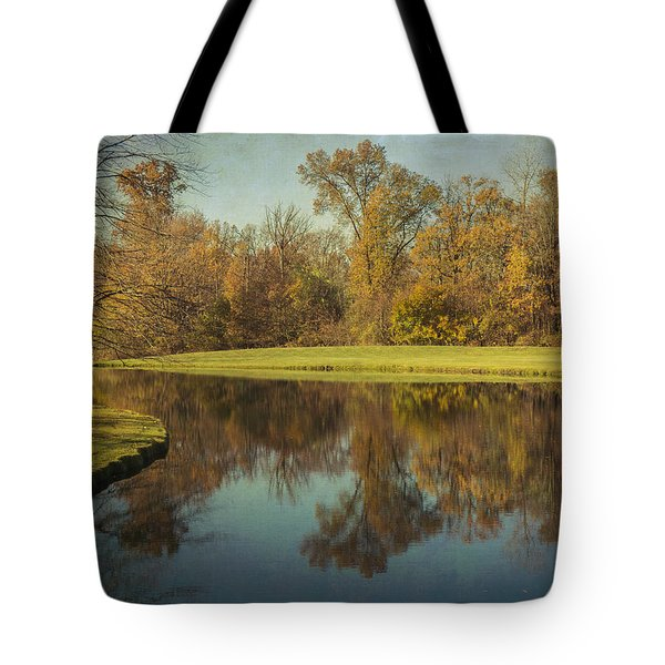 The Pond Tote Bag