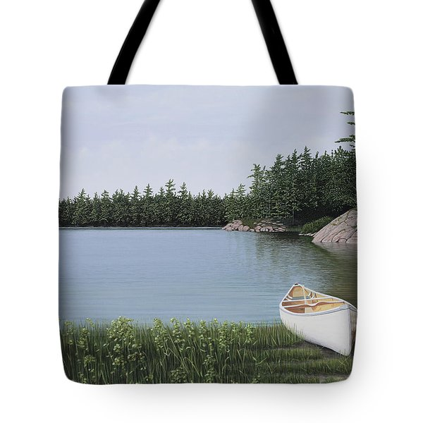 The Portage Tote Bag