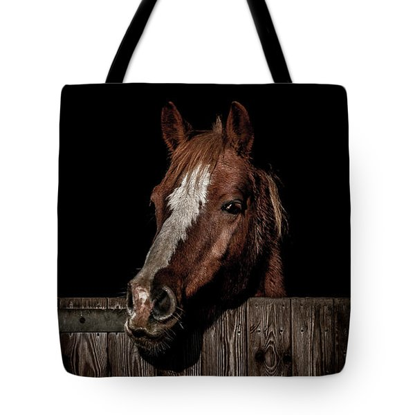 The Poser Tote Bag