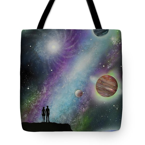 The Possibilities Tote Bag