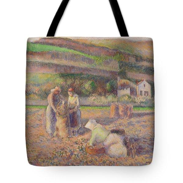 The Potato Harvest Tote Bag
