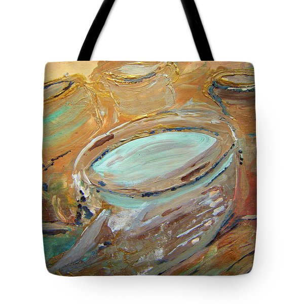 The Potter Canvas Tote Bag