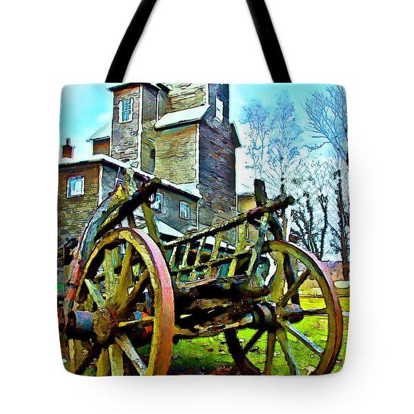 The Pottery - Bennington, Vt Tote Bag