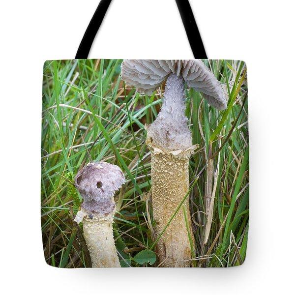 The Powdercap Strangler Tote Bag