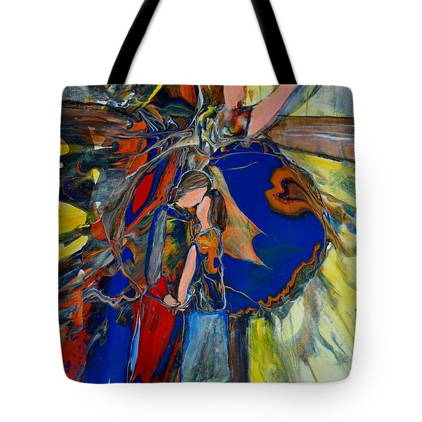 The Power Of Forgiveness Tote Bag