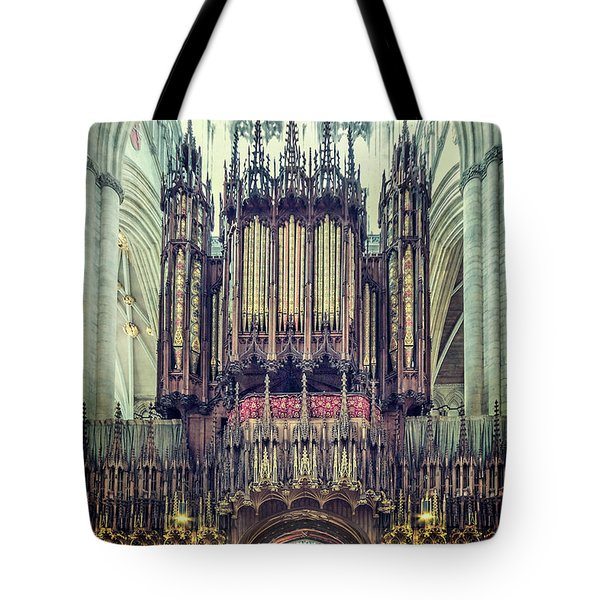The Power Of Music  Tote Bag