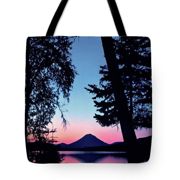 The Power Of Two Tote Bag