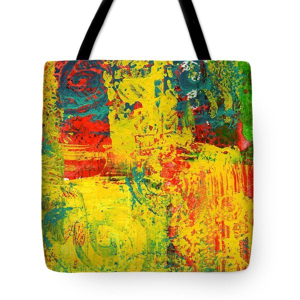 The Power Within Tote Bag by Wayne Potrafka