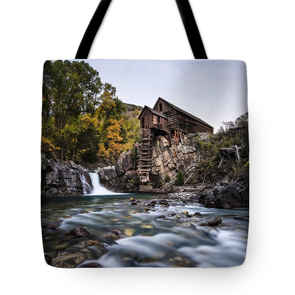 The Powerhouse Tote Bag