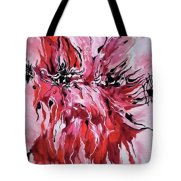 The Pragmatic Spirit Tote Bag by Carmen Fine Art