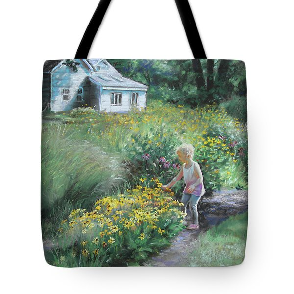 The Prairie Garden Tote Bag