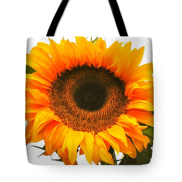 The Prettiest Sunflower Tote Bag