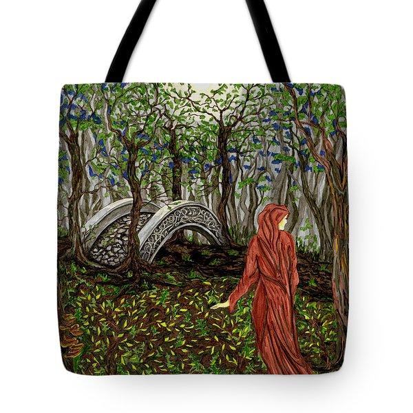 The Priestess Of Ealon Tote Bag