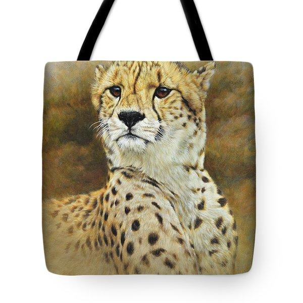 The Prince - Cheetah Tote Bag