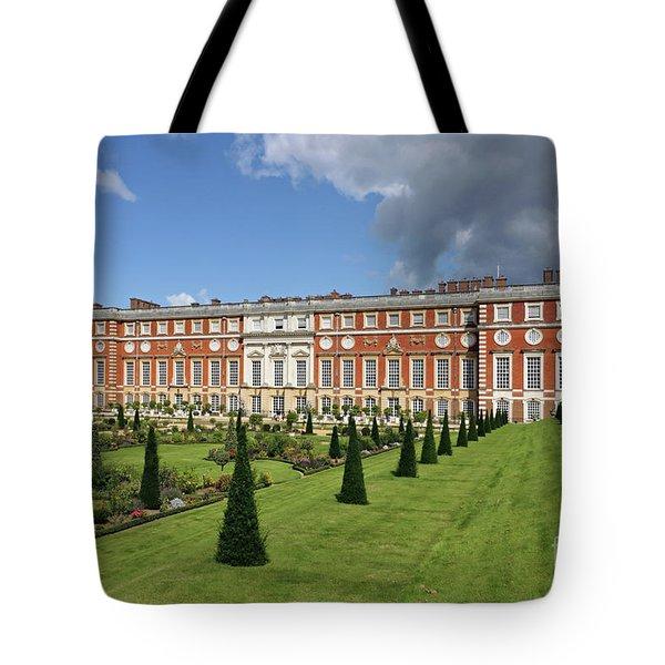 The Privy Garden Hampton Court Tote Bag