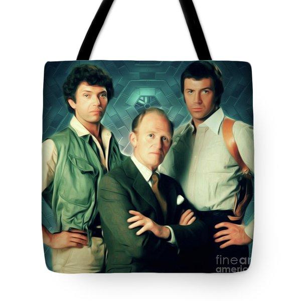 The Professionals Tote Bag