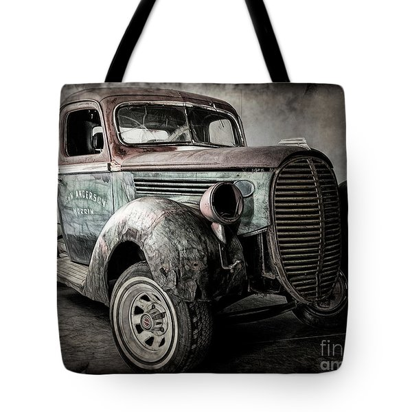 The Project Tote Bag