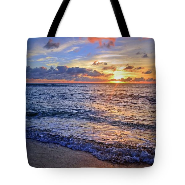 Tote Bag featuring the photograph The Promise Of A New Day by Tara Turner
