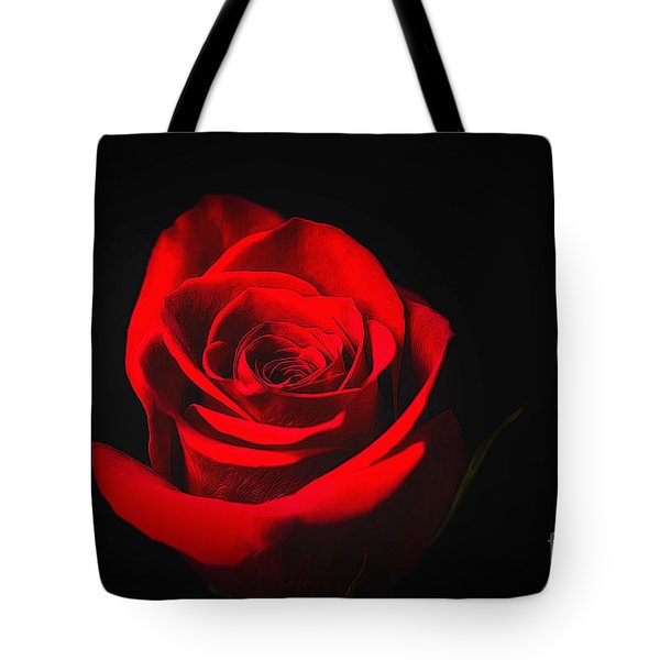 The Promise Of Love Tote Bag