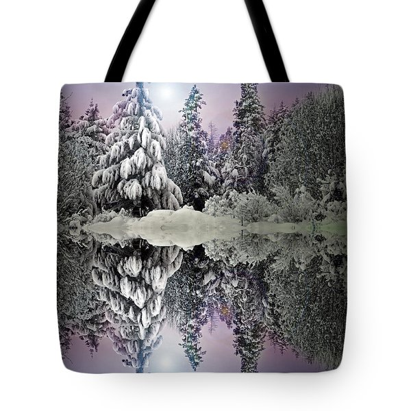 The Promises That Winter Brings Tote Bag