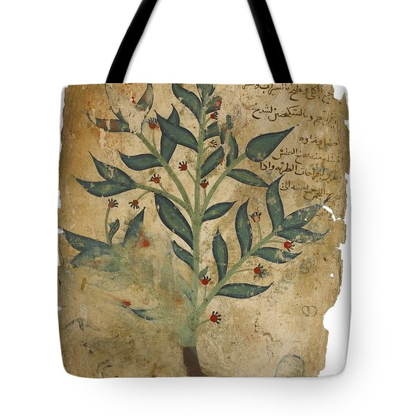 The Properties Of Plants Tote Bag