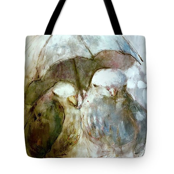 The Protection Of Friendship Tote Bag