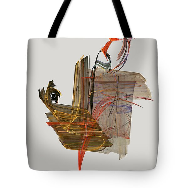 The Proud Rooster Tote Bag