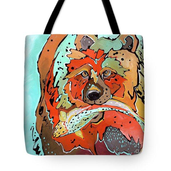 The Provider Tote Bag