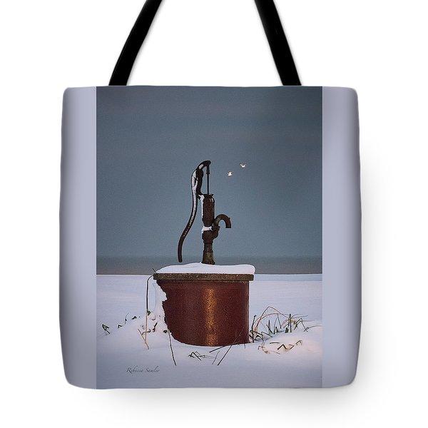 The Pump Tote Bag