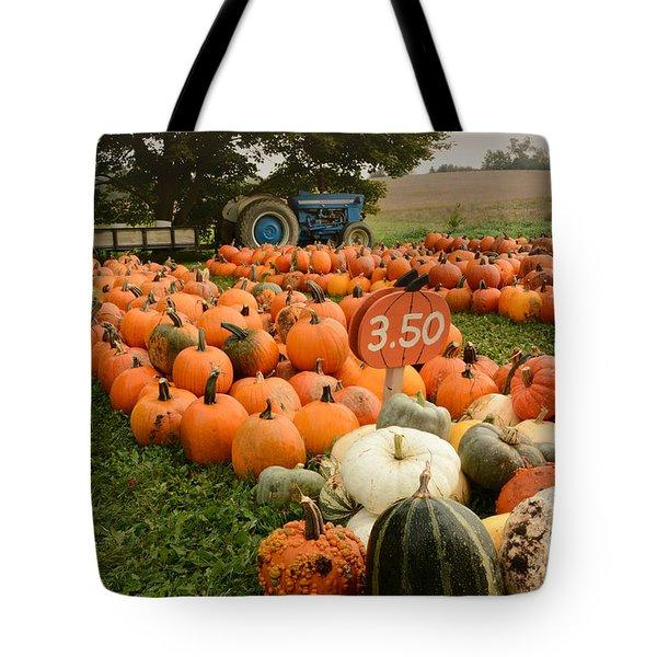 The Pumpkin Farm One Tote Bag
