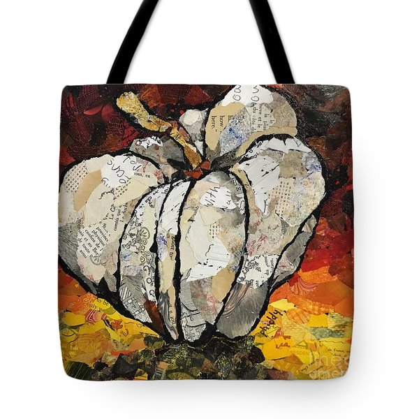 The Pumpkin Tote Bag