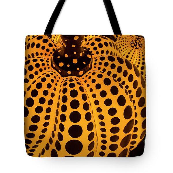 The Pumpkins Art Tote Bag