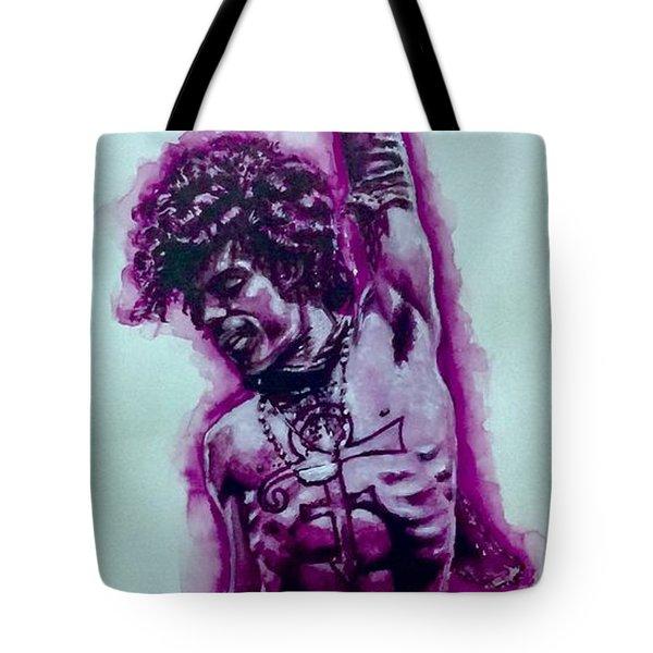The Purple Prince   Tote Bag