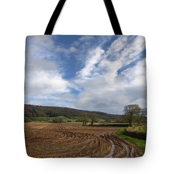 The Quantocks In Somerset Tote Bag